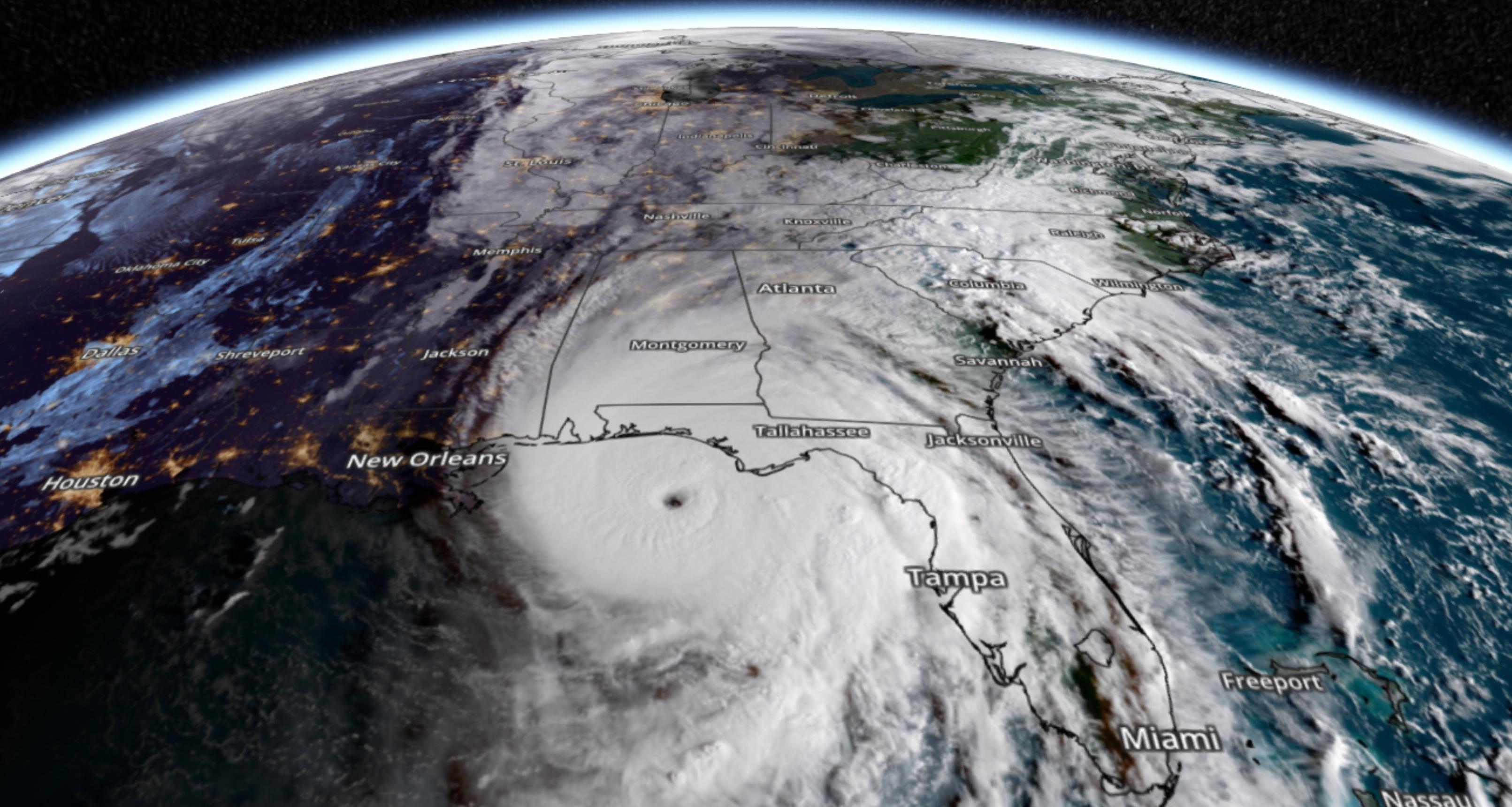 Resultado de imagen para Hurricane Michael NOAA.GOV