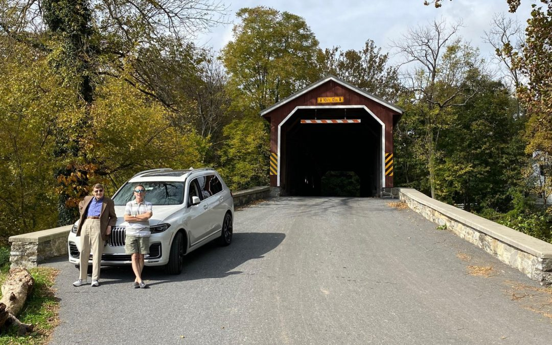 Pandemic-Proof: Fond Memories of a 4200 Mile Road Trip in a BMW X7
